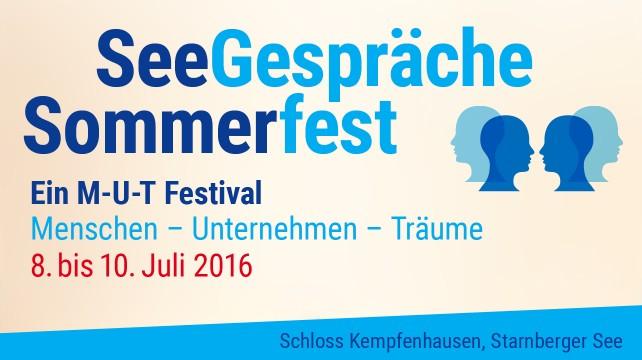 Seegespräche Sommerfest 2016