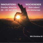 Innovationswochenende Frank Astor und Christine Astor