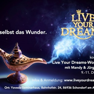 Jürgen und Mandy Solis Live Your Dreams