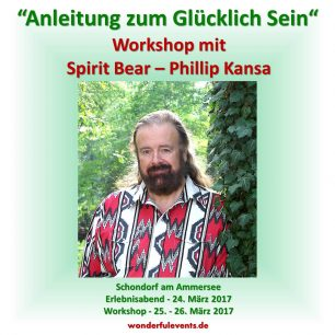 Phillip Kansa Spirit Bear