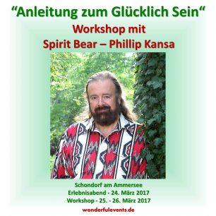Phillip Kansa Spirit Bear