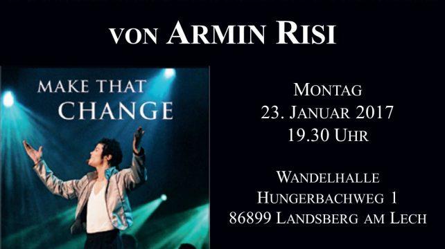 Armin Risi Michael Jackson Seegespraeche