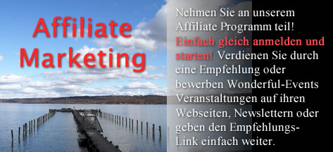 Affiliate Marketing Programm