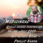 Medizinrad Spirit Bear Phillip Kansa