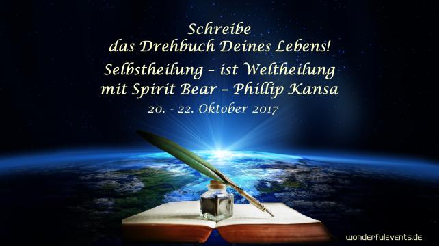 Spirit Bear Drehbuch des Lebens