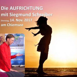 Aufrichtung Bernau Siegmund Schreiber