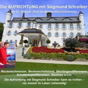 Aufrichtung 2018 Siegmund Schreiber