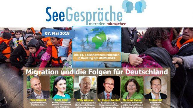 Seegespräche mai 2018 migration