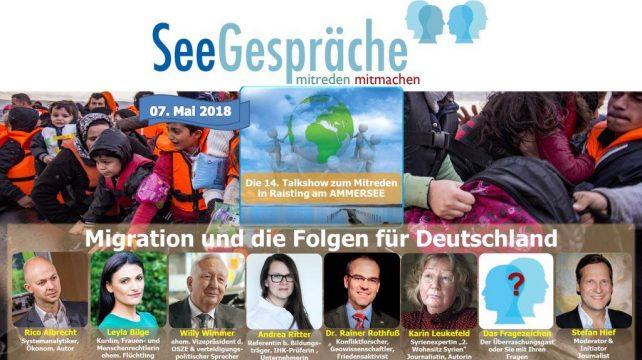 Seegespräche Migration Mai 2018