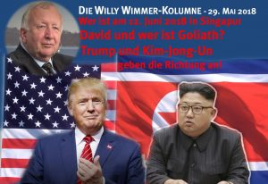Willy Wimmer Trump Kim Jong-Un