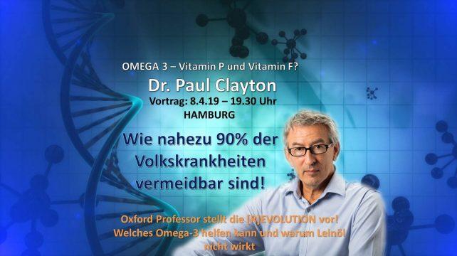 Paul Clayton Hamburg Volkskrankheiten
