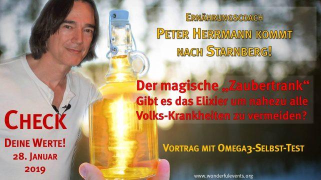 Omega 3 Peter Herrmann Starnberg