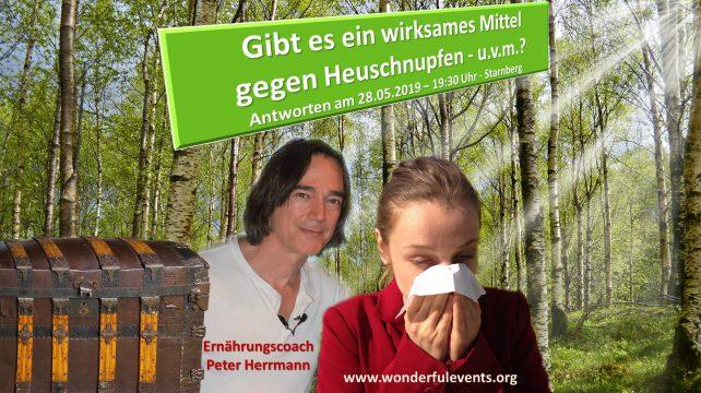 Allergie Omega 3 Heuschnupfen