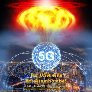 5G Atombombe Kongress
