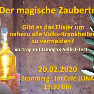 Omega3 Zaubertrank Peter Herrmann Starnberg